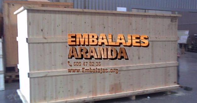 Embalaje industrial Salamanca