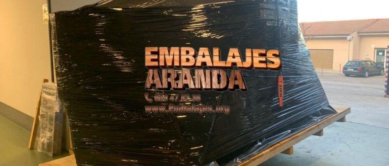 Embalaje industrial Salas Asturias