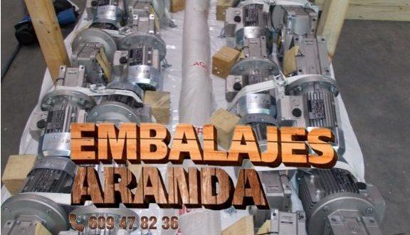Embalaje industrial Salobreña Granada