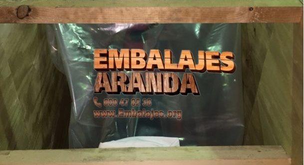 Embalaje industrial San Miguel de Abona
