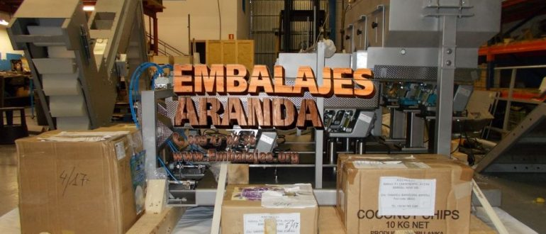 Embalaje industrial San Pedro del Pinatar