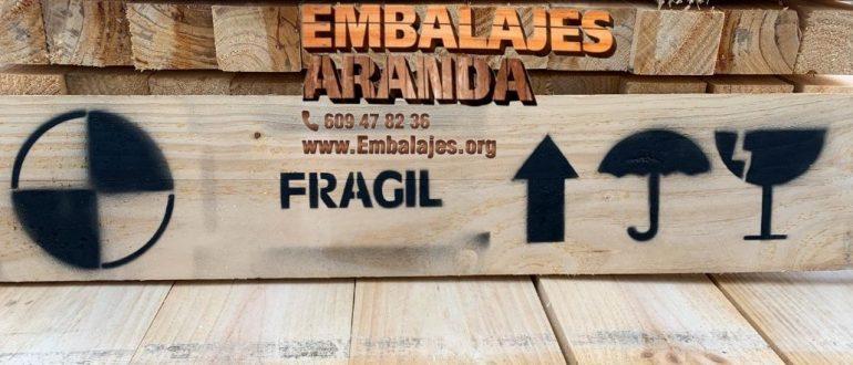 Embalaje industrial Sanlúcar la Mayor Sevilla