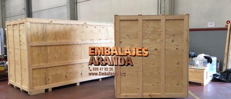Embalaje industrial Sant Boi de Llobregat
