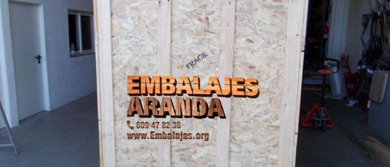 Embalaje industrial Sant Feliu de Llobregat