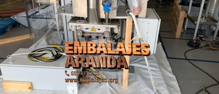 Embalaje industrial Santa Cruz de Bezana Cantabria