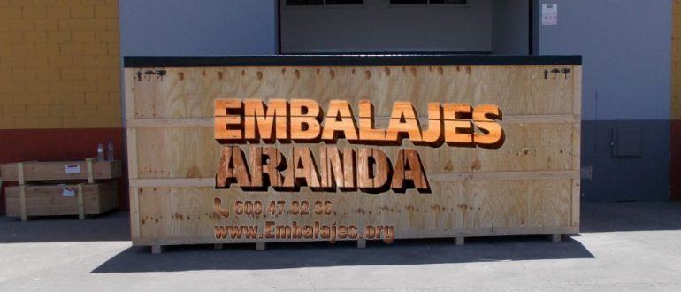 Embalaje industrial Santa Cruz de Tenerife