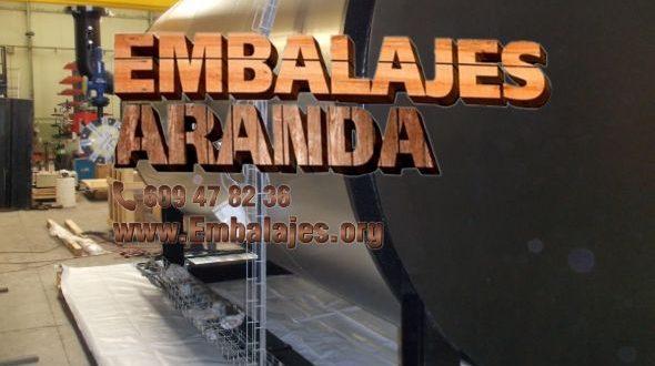 Embalaje industrial Santa Eulalia del Río