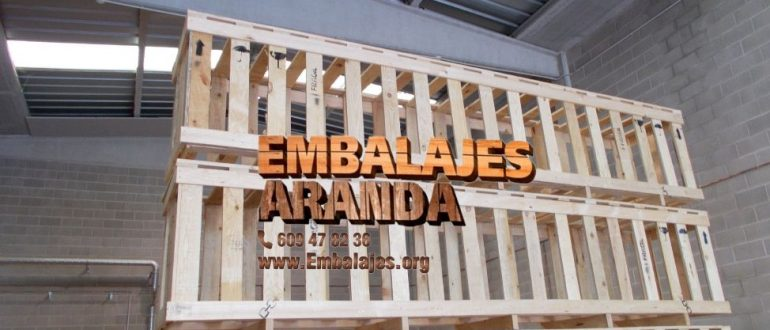 Embalaje industrial Santa Maria de Palautordera Barcelona