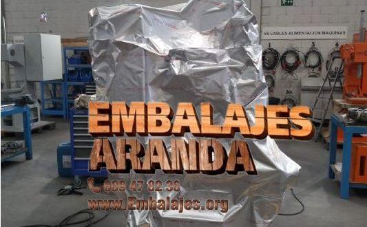 Embalaje industrial Santa María del Camí Illes Balears