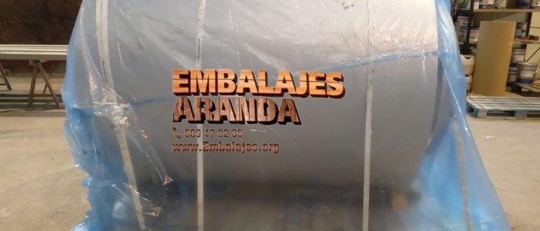 Embalaje industrial Santaella Córdoba