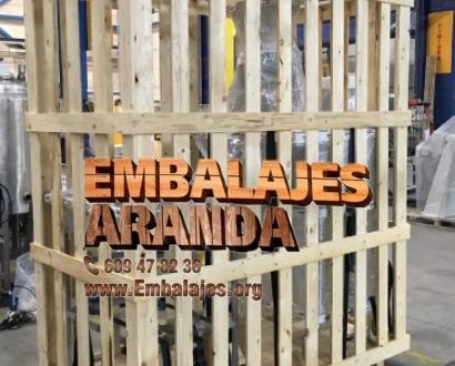 Embalaje industrial Santander Cantabria
