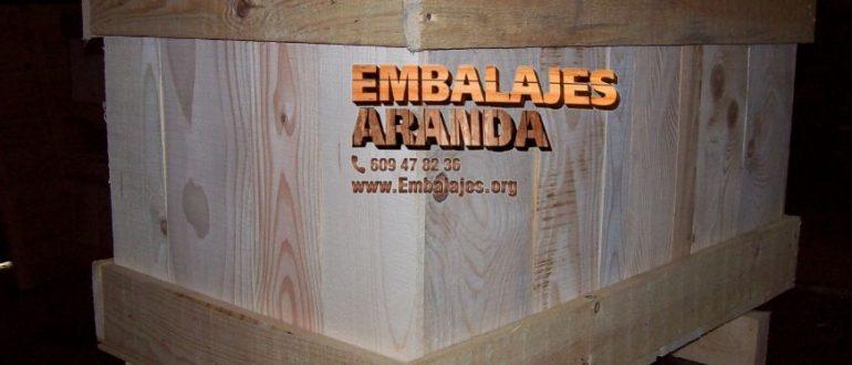 Embalaje industrial Santanyí Islas Baleares