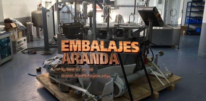 Embalaje industrial Santisteban del Puerto Jaén