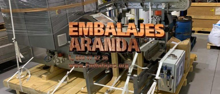 Embalaje industrial Sanxenxo Pontevedra