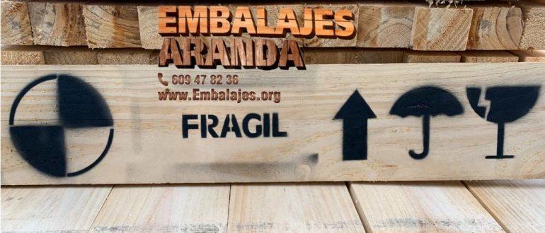 Embalaje industrial Sarria Lugo