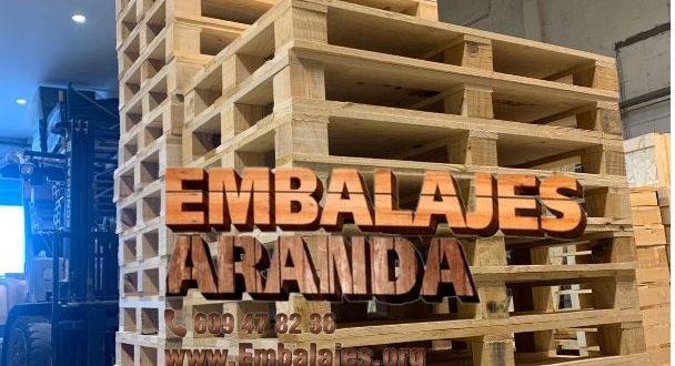 Embalaje industrial Sentmenat Barcelona