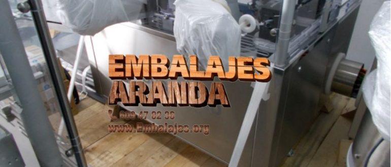 Embalaje industrial Siero Asturias