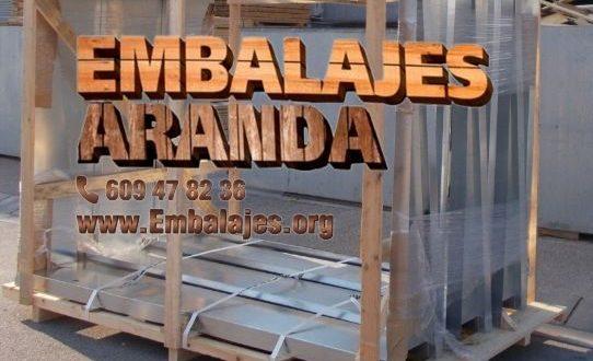 Embalaje industrial Son Servera Islas Baleares