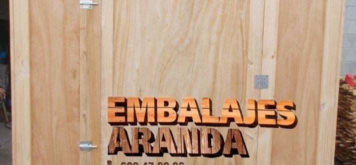 Embalaje industrial Taradell Barcelona