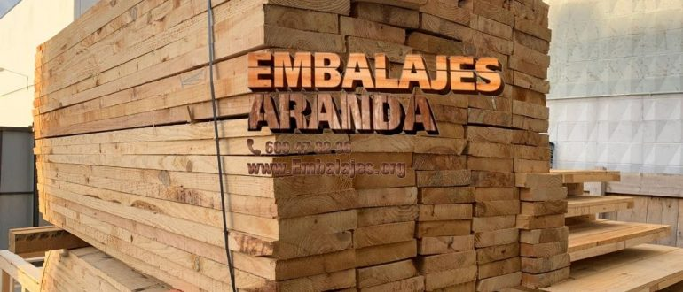 Embalaje industrial Tarancón Cuenca