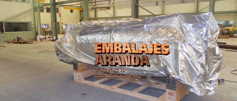 Embalaje industrial Tarifa Cádiz