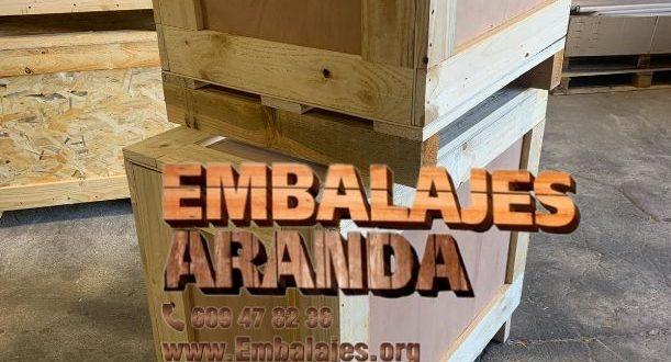 Embalaje industrial Tauste Zaragoza