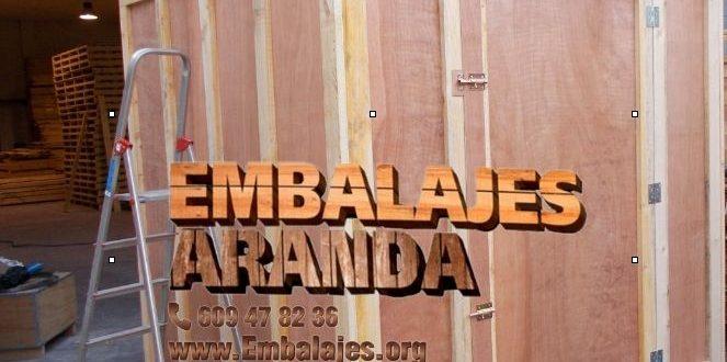 Embalaje industrial Tegueste Santa Cruz de Tenerife