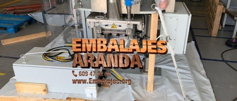 Embalaje industrial Telde Las Palmas