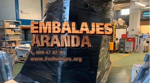 Embalaje industrial Tineo Asturias