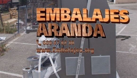 Embalaje industrial Tomelloso Ciudad Real