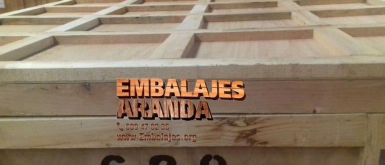 Embalaje industrial Torredelcampo Jaén