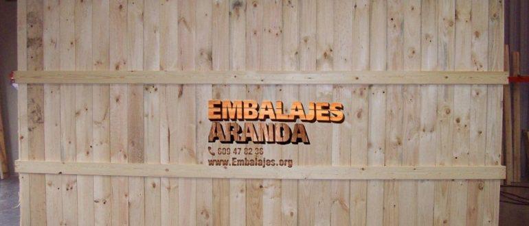 Embalaje industrial Torrejón de Ardoz Madrid