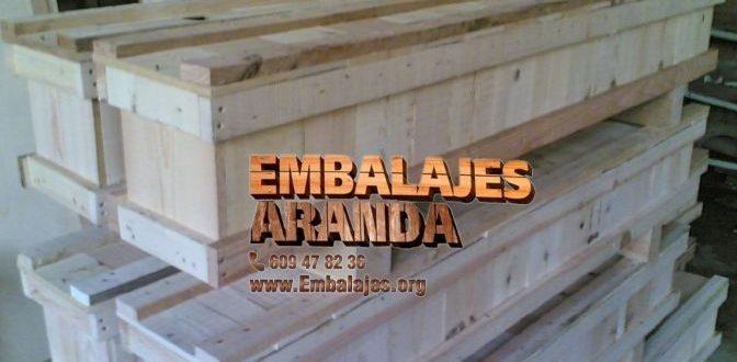 Embalaje industrial Torrevieja Alacant