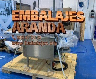 Embalaje industrial Trebujena Cádiz