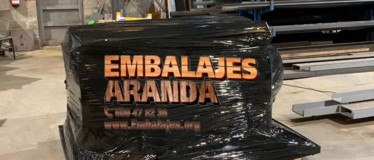 Embalaje industrial Tui Pontevedra