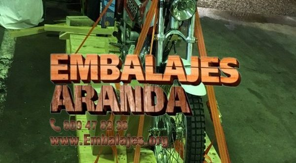 Embalaje industrial Tuineje Las Palmas
