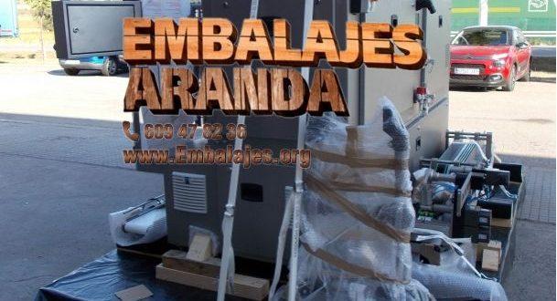 Embalaje industrial Utrera Sevilla