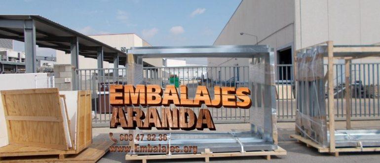 Embalaje industrial Vacarisses Barcelona