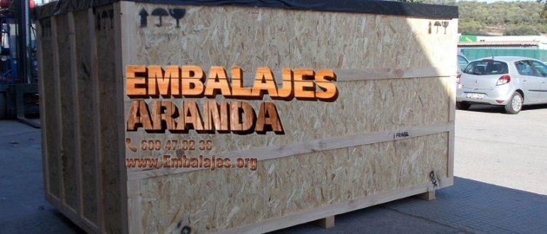 Embalaje industrial Valls Tarragona