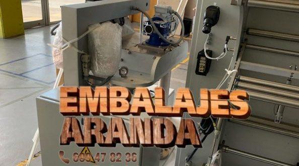 Embalaje industrial Valverde del Camino Huelva
