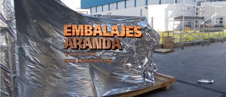 Embalaje industrial Vélez-Málaga Málaga