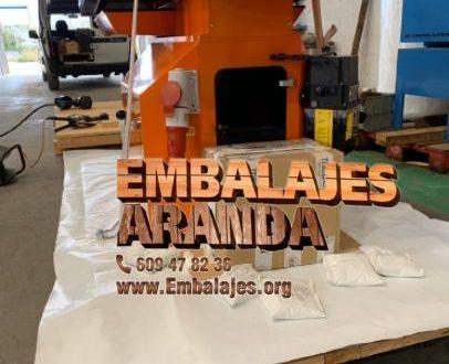 Embalaje industrial Viana Navarra