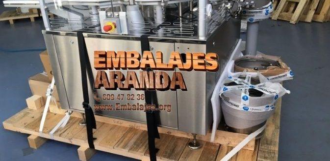 Embalaje industrial Vilches Jaén