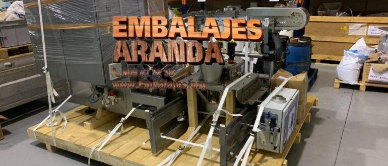Embalaje industrial Villafranca de los Caballeros Toledo