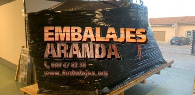 Embalaje industrial Villamanrique de la Condesa Sevilla