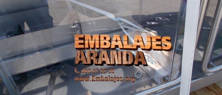 Embalaje industrial Villarreal Castelló