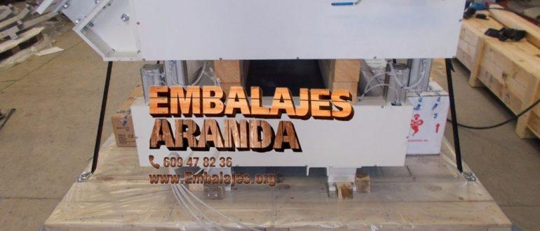 Embalaje industrial Villarrobledo Albacete