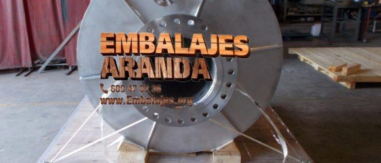 Embalaje industrial Villatorres Jaén