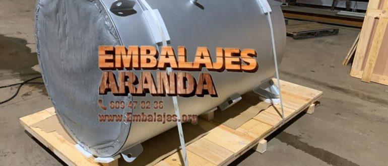 Embalaje industrial Xàtiva Valencia