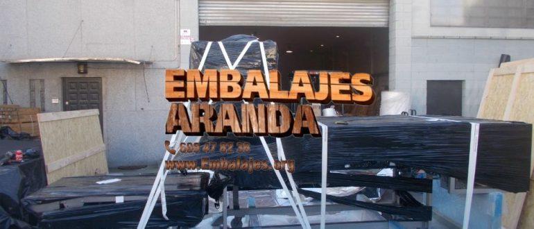 Embalaje industrial Yebes Guadalajara